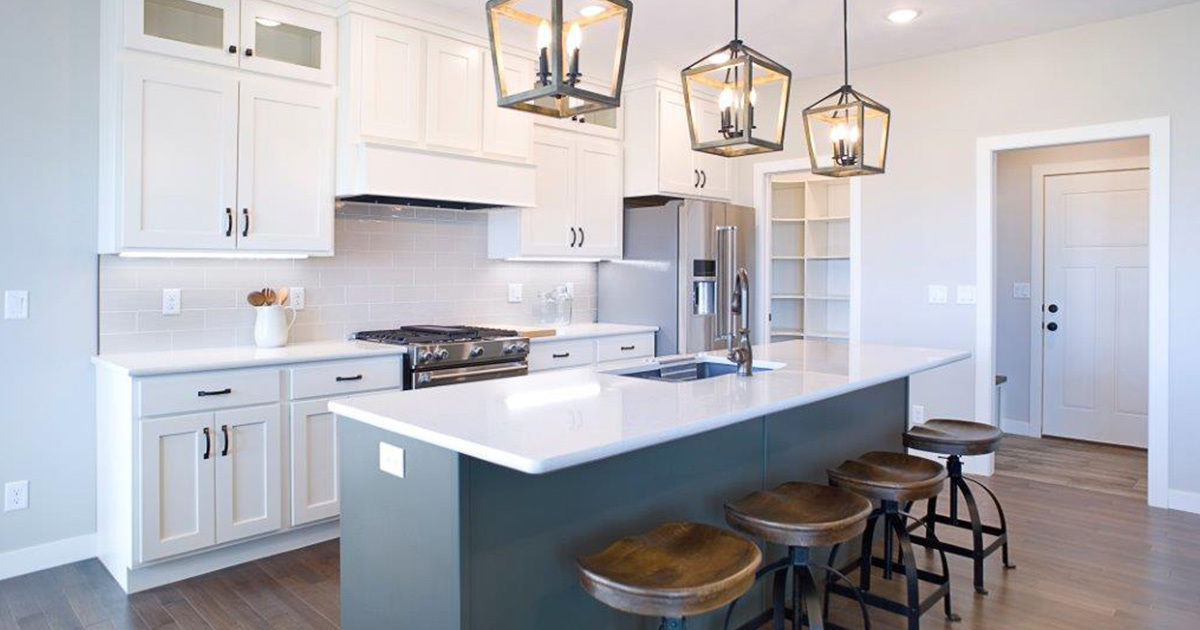 Kitchen Cabinets in Sioux Falls | Showplace Design Center